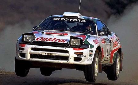 Toyota Celica ST185 Rally
