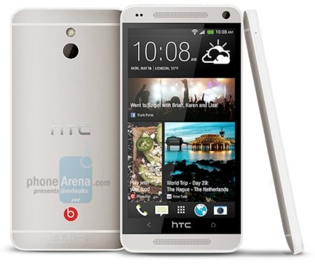 HTC M4 seguirá el estilo de One, primera imagen