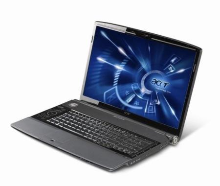 Nuevos portátiles de Acer
