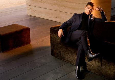 Gracias a Nelly Goncalves un irreconocible Cristiano Ronaldo protagoniza la campaña de sus CR7Footwear