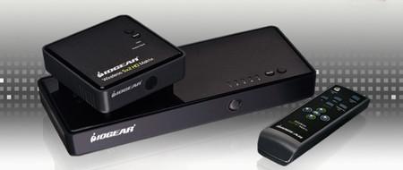 IOGEAR Wireless 5x2 Matrix Switch, transmisor HDMI inalámbrico