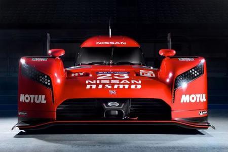 Nissan Lmp1 Front