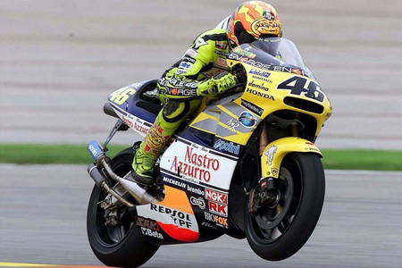 Rossi Motogp 2001