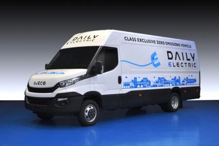 El IVECO Daily eléctrico está de vuelta con más autonomía y capacidad de carga