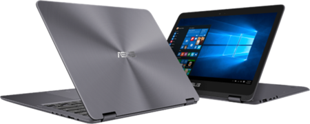 Asus presenta el ZenBook Flip UX360, un convertible que promete la mejor batería