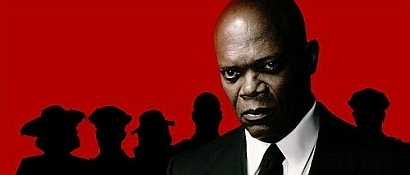 Samuel L. Jackson en The Spirit