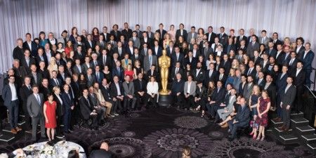 Los nominados a los Oscars 2016