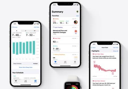 HealthHabit, el ambicioso proyecto interno de Apple para la gestión de la salud, da marcha atrás, según Insider