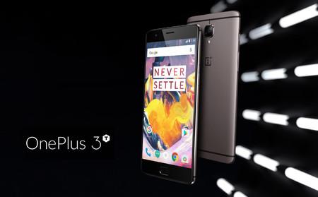 OnePlus 3T, en versión europea con 6GB de RAM, por 322 euros con este cupón de descuento