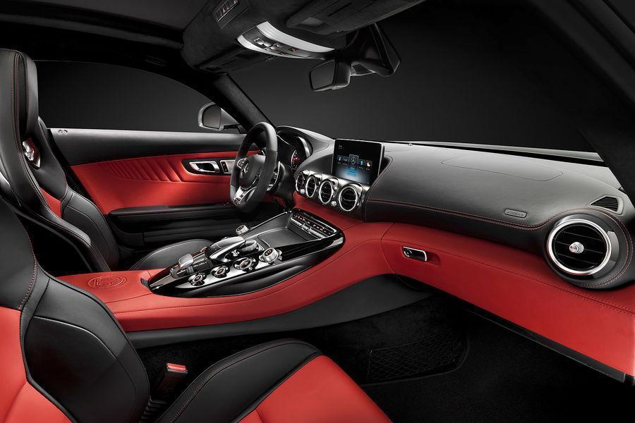 Foto de Mercedes-Benz AMG GT, interior (1/5)