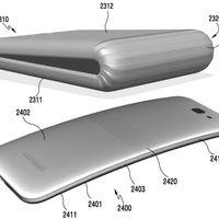 Samsung no se rinde y nos muestra un nuevo mecanismo 'semiautomático' para smartphones flexibles