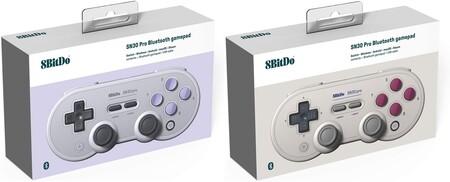 Controles para Nintendo Switch 8BitDo SN30 Pro con descuento en México