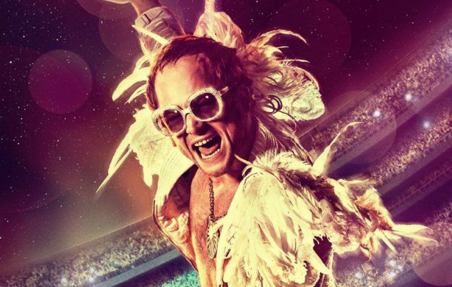 Taron Egerton shines in the new advancement of 'Rocketman':