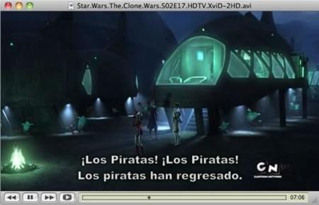 VLC OS X