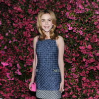 Kiernan Shipka Chanel Look