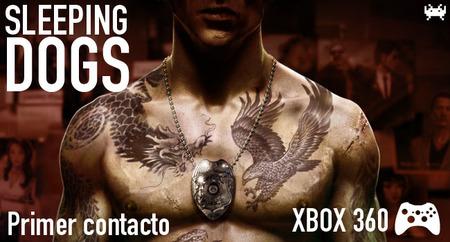 'Sleeping Dogs' para Xbox 360: primer contacto
