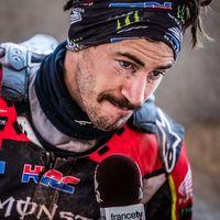 El Dakar 2018 se acaba para Joan Barreda, abandona a falta de tres etapas