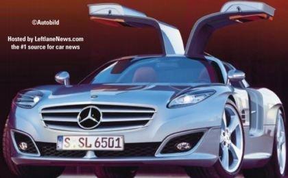 ¿Remake del Mercedes-Benz 300SL Gullwing?