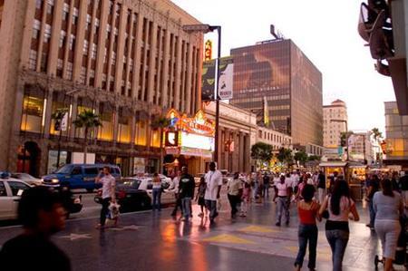 'Hollywood BLVD', como realmente hay que hacer crónica social