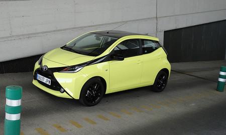 Prueba Toyota Aygo Exterior