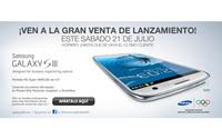 Samsung Galaxy SIII llega a Iusacell