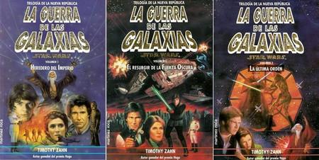 Trilogia Nueva Republica