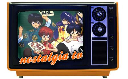 'Ranma 1/2', Nostalgia TV