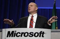 Steve Ballmer y su paso por Microsoft