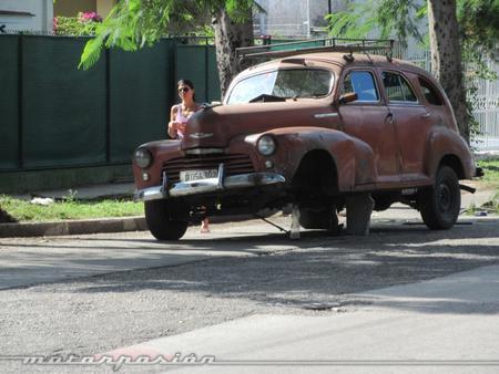 Coches Cuba 2014 22