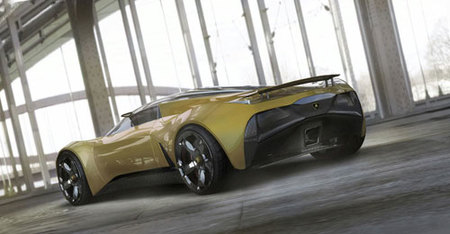 Lamborghini Insecta Concept, atrevido diseño desde Rumania