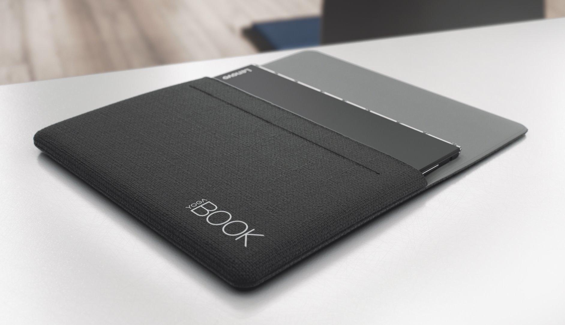 Foto de Lenovo Yoga Book (17/19)