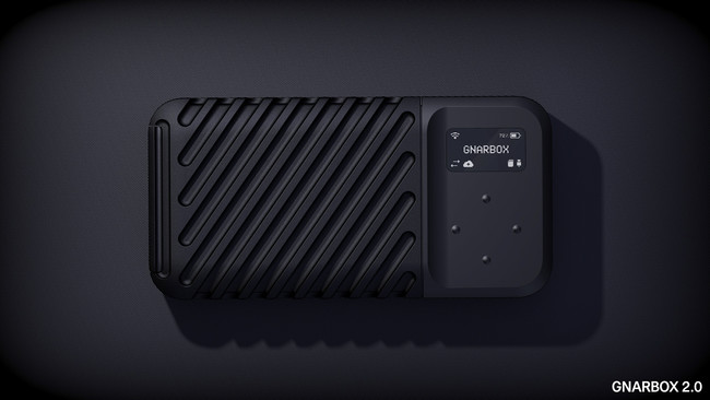 Gnarbox 2.0: una impresionante solución para el respaldo de material en localización