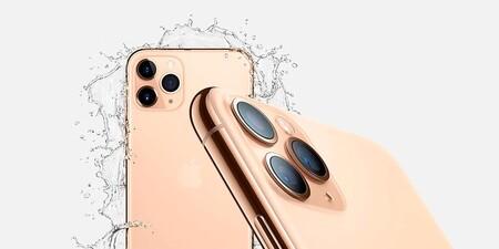 Iphone 11 Pro Dorado 2