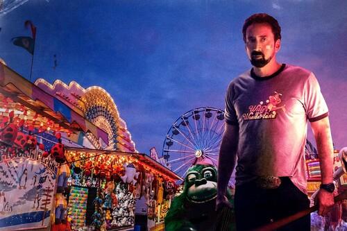 'Willy's Wonderland', una nueva barrabasada con Nicolas Cage desatando su furia contra unos muñecos asesinos
