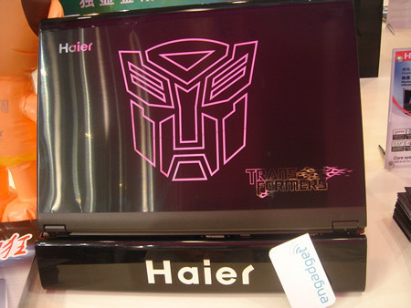 Portátil Transformers