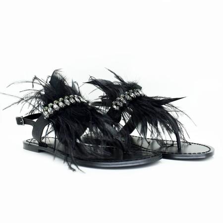Zapatos Plumas 04