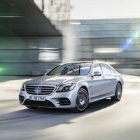 El nuevo Mercedes-Benz S560e PHEV tiene casi 500 hp y podrá recorrer 50 km sólo con el motor eléctrico
