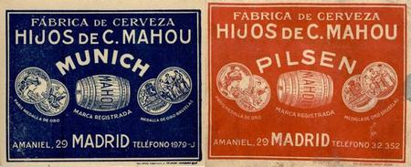 Mahou Vintage 5