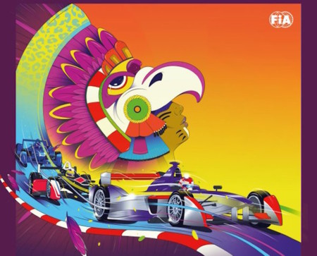 La Fórmula E llegará a México en 2016, la máxima competición de coches eléctricos