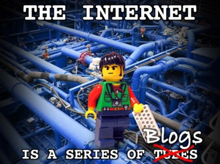 The Internet is a Series of Blogs! (XI)