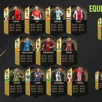 FIFA 18: El TOTW de esta semana trae muchos jugadores interesantes para tu equipo