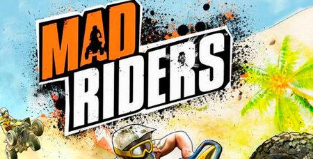 'Mad Riders', enloquecidas carreras con quads en su trailer de lanzamiento