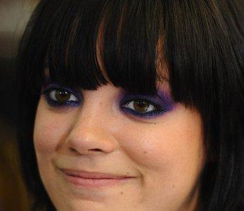 Cómo recrear el smokey eyes de Lily Allen