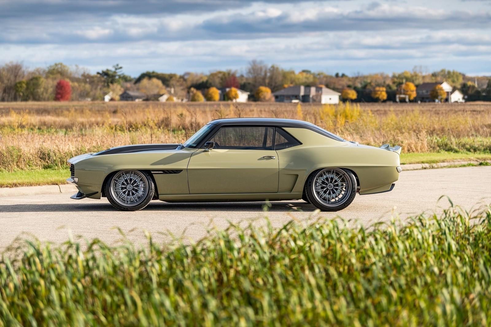"Foto de Chevrolet Camaro ""Valkyrja""por Ringbrothers (3/27)"