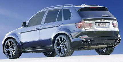 BMW X5 por Lumma Design: CLR X530