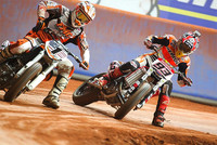 Brad Baker, salvada in extremis