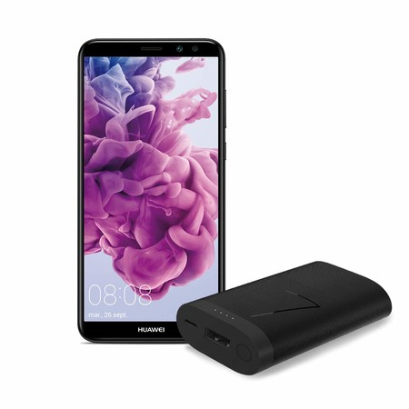 Oferta Flash: Huawei Mate 10 Lite, con una Power Bank de regalo, por 189 euros en Amazon