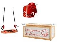 Contuidea, productos personalizados para bebés y niños