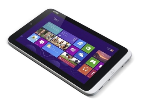 El tablet Acer W3 810 con Windows 8 se luce en Amazon por menos de 300 euros