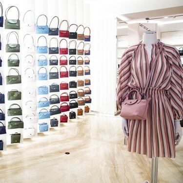 Diez preguntas sobre bolsos y sus respuestas según Bénédicte Deigat, directora de Longchamp en España